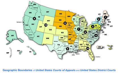 United States federal courts Ballotpedia