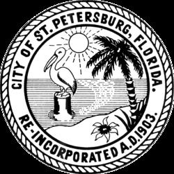 St. Petersburg in context