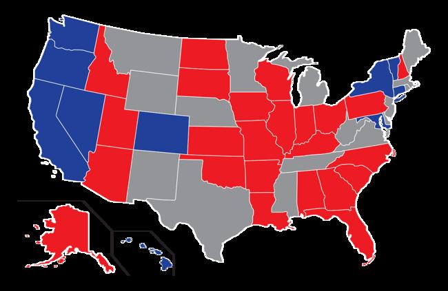 United States Senate elections 2016 Ballotpedia