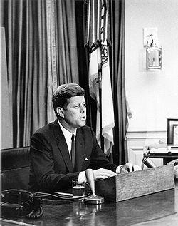President John F Kennedy Addresses The Nation On Civil Rights June 11 1963