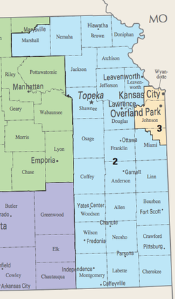 Kansas 2nd Congressional District Ballotpedia
