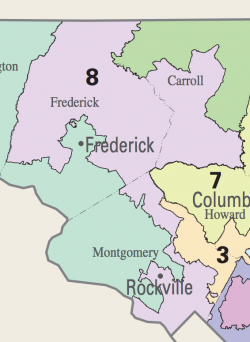 Marylands 8th Congressional District Ballotpedia