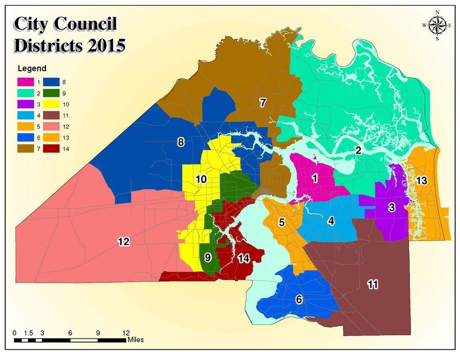Map Jacksonville Florida.Municipal Elections In Jacksonville Florida 2015 Ballotpedia