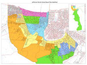 Jefferson Parish Public School System Louisiana Ballotpedia