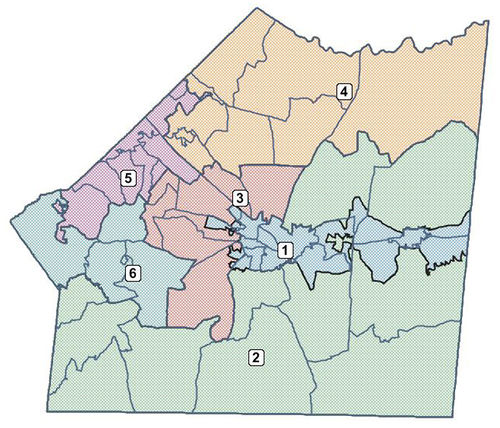 Union county elections