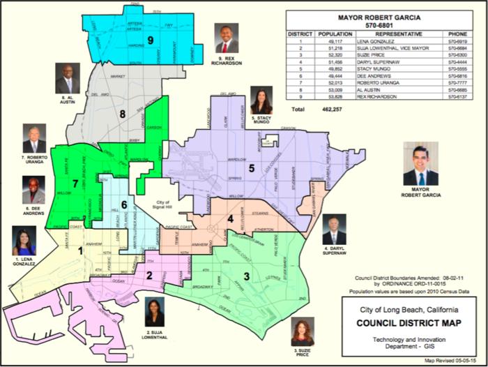 Municipal elections in Long Beach California 2016 Ballotpedia